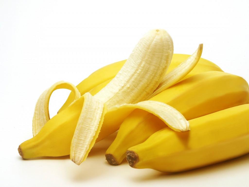 Pare de fumar comendo banana