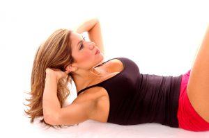 Para que servem exercícios abdominais?