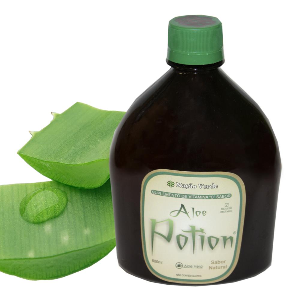 Aloe Vera – Antioxidante Natural