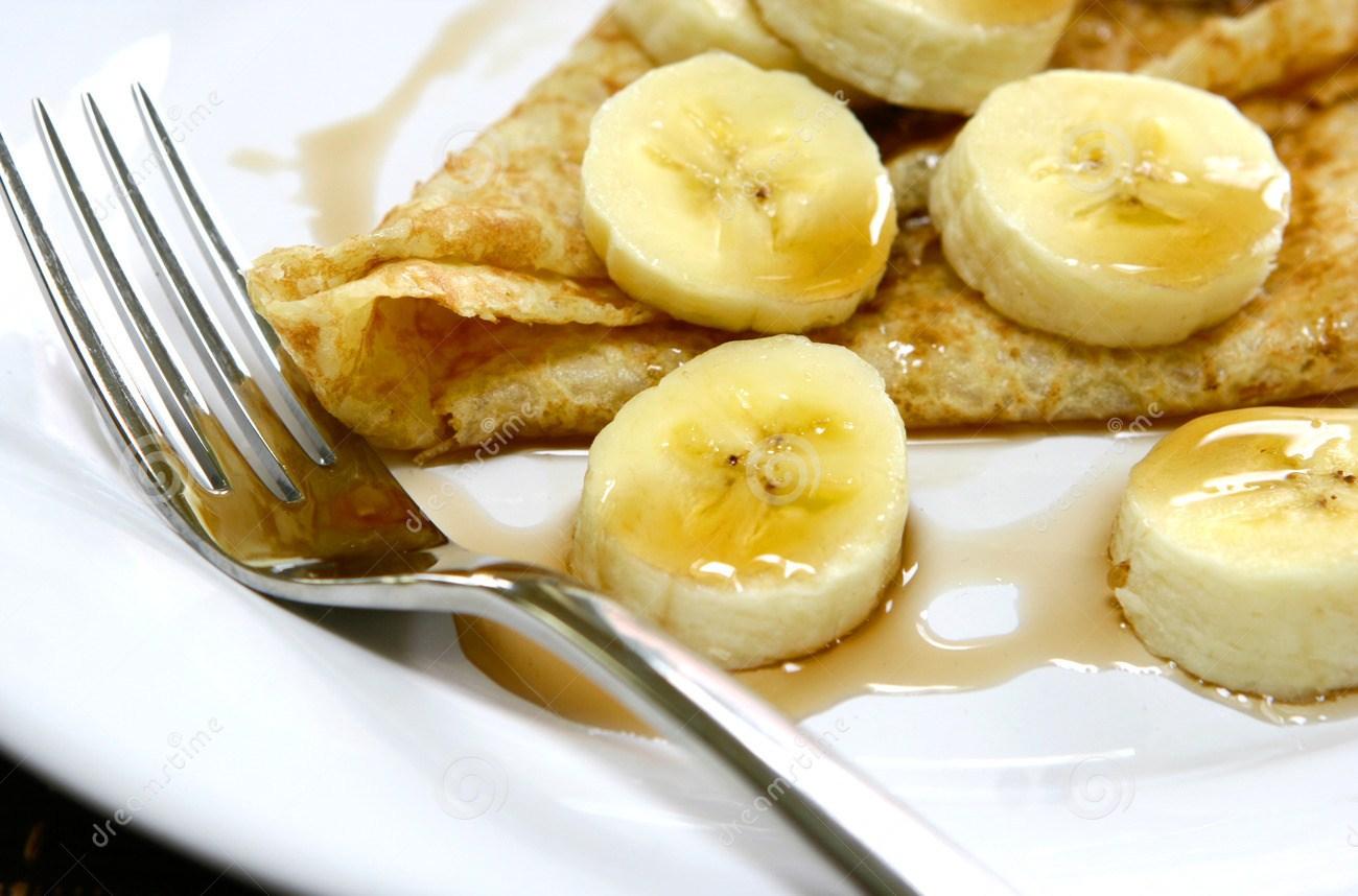 Especial Receitas com Proteína: Panqueca proteica de banana